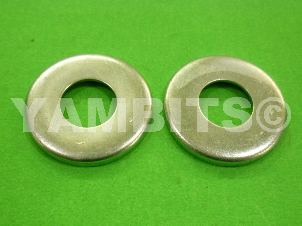 RD350 Swing Arm Thrust Cover Kit