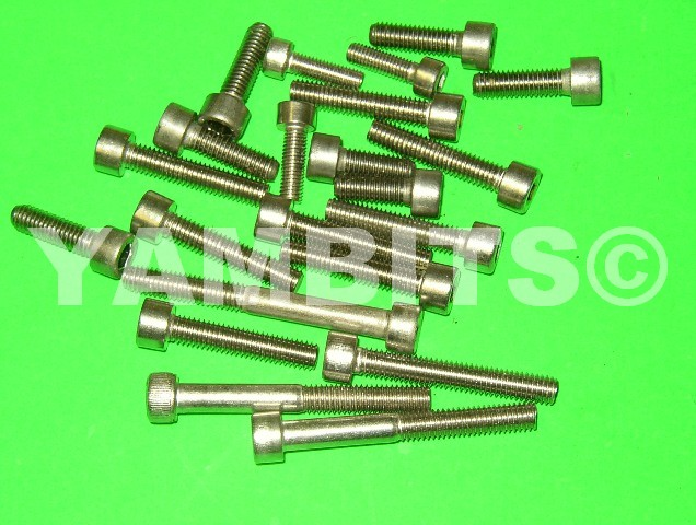 RZ350T Stainless Steel Casing Screw Kit