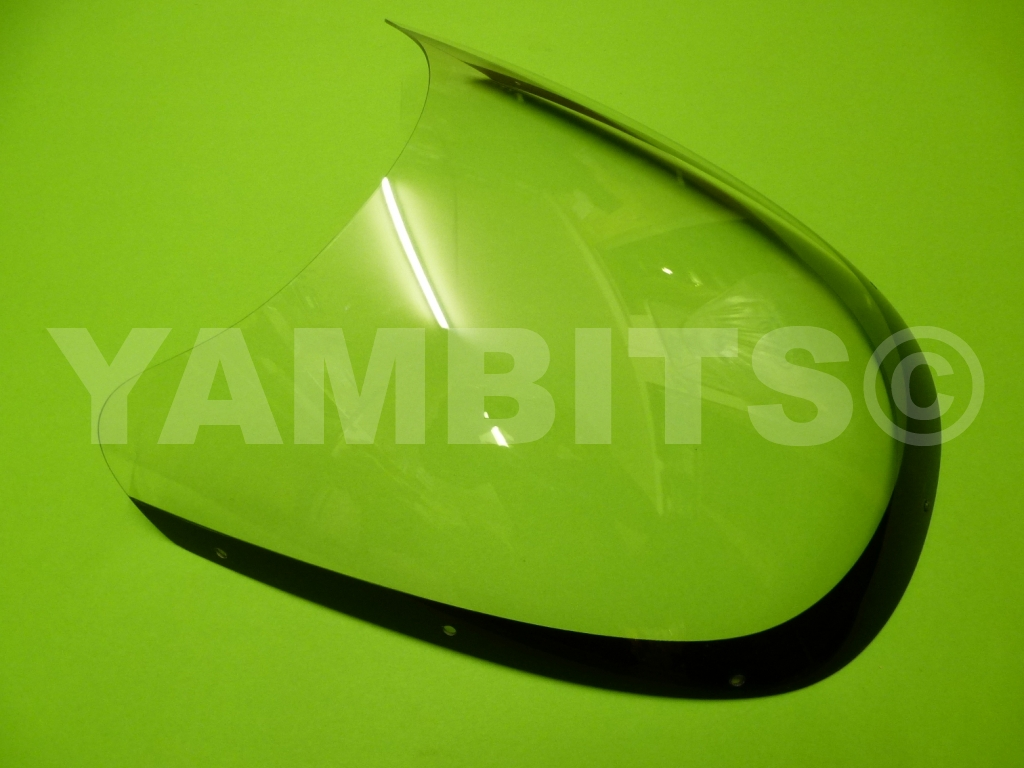 RZV500R Fairing Screen