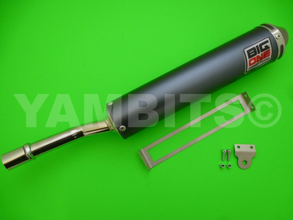 DT175MX Exhaust Silencer Fresco Big One
