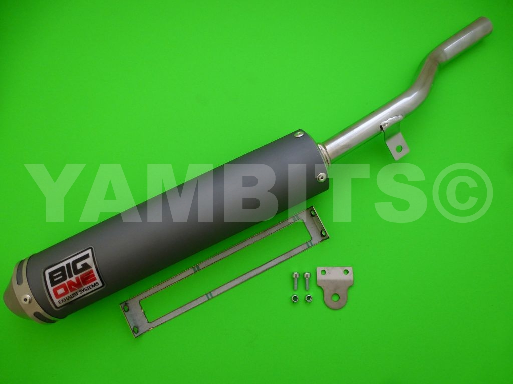DT125RE Exhaust Silencer Fresco Big One