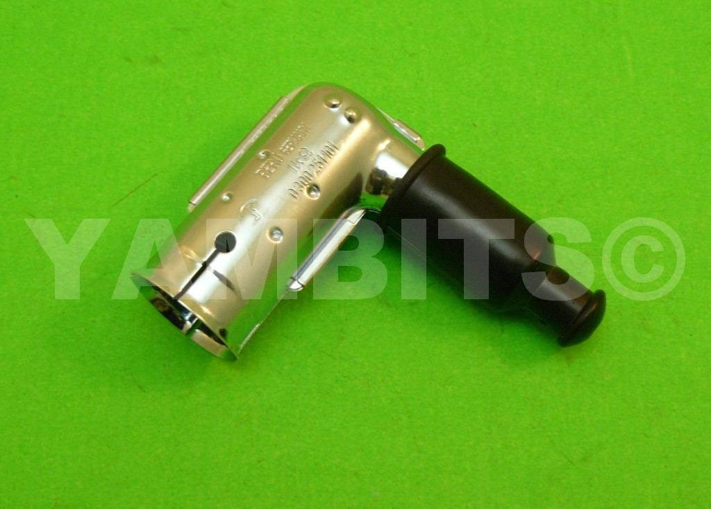 AS2C Classic Metal Spark Plug Cap