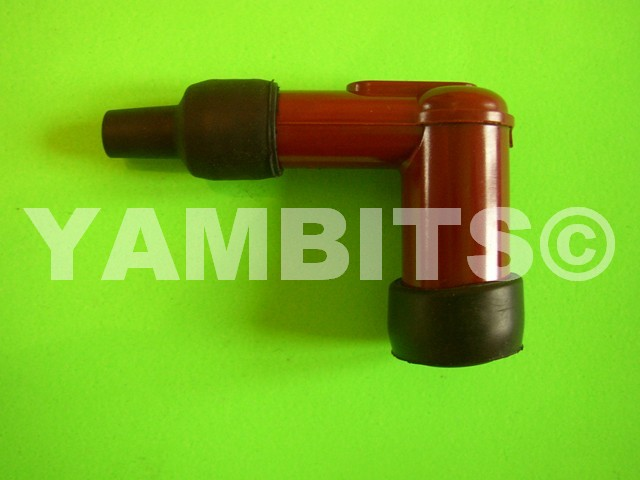 RZ350LC NGK Red Spark Plug Cap