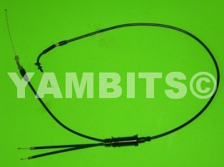RD400G Throttle Cable
