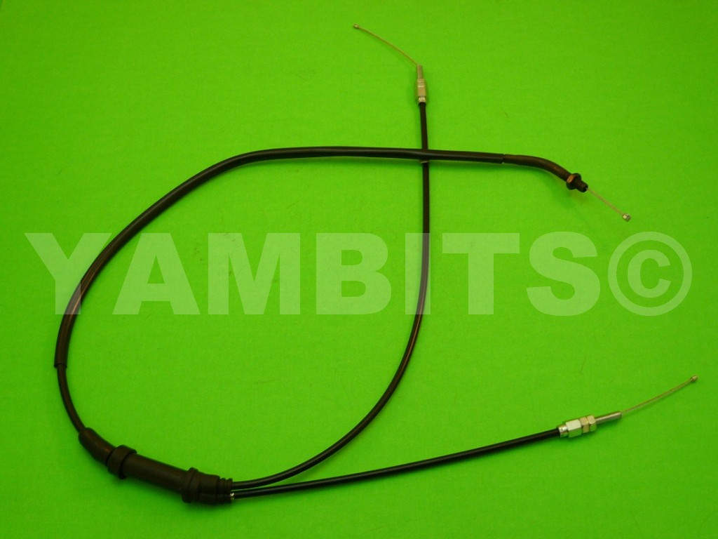 RD500 Throttle Cable Close