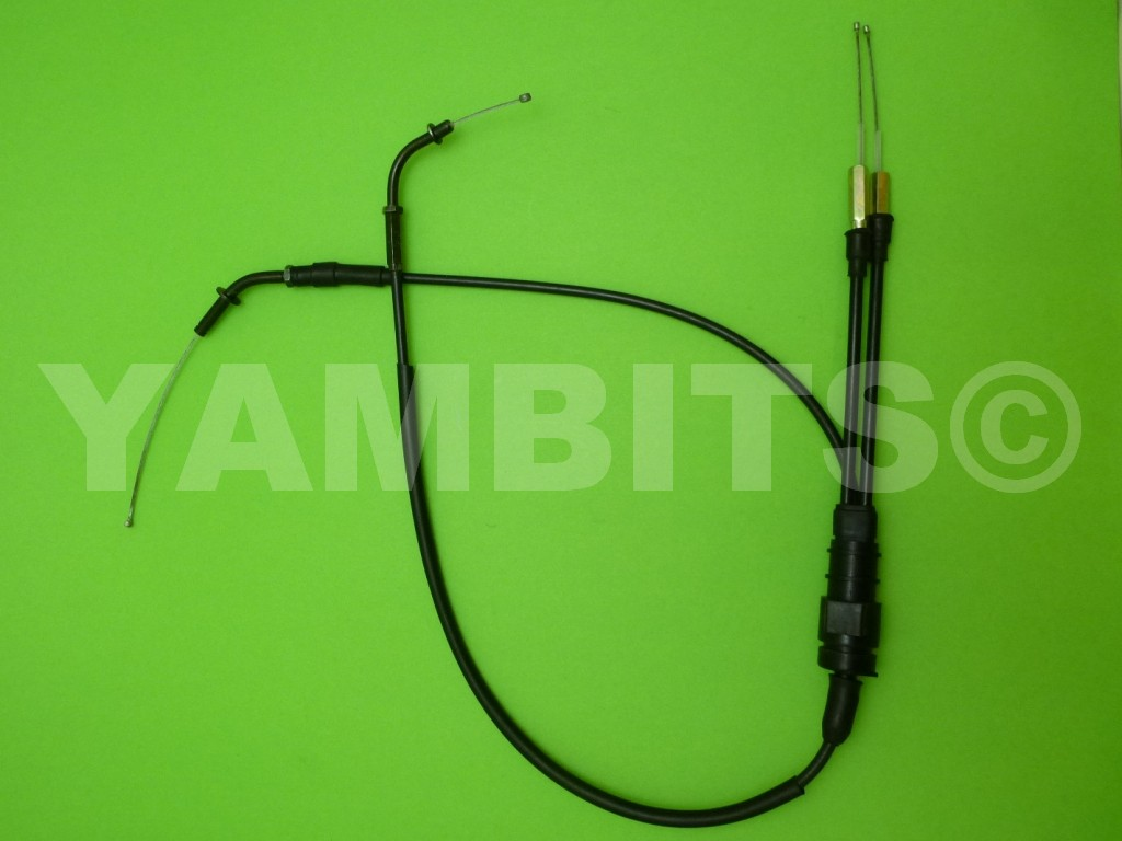 RD350R YPVS Throttle Cable