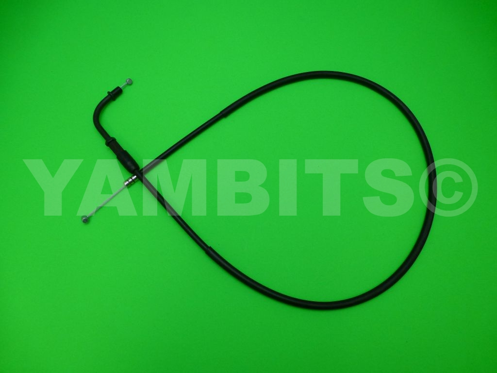 XJ550 Throttle Cable