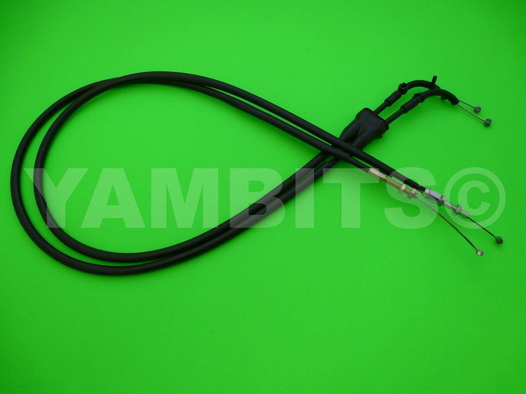 YZ250F Throttle Cable Set