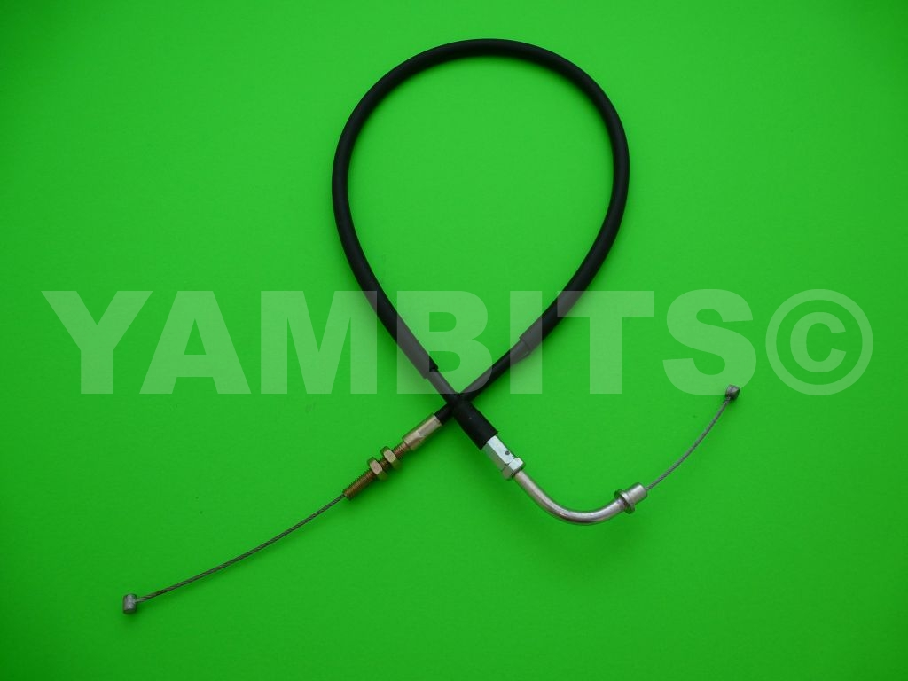 FZR750R Genesis Pull (open) Throttle Cable