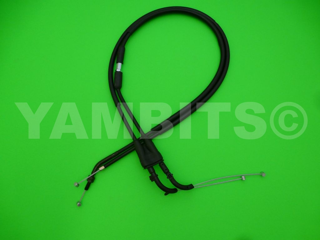 YZF750R Throttle Cable Set