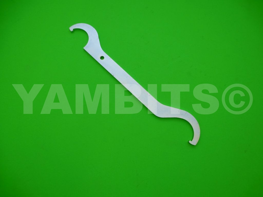AS1 Double Ended C Spanner