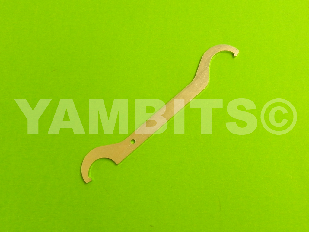 XT600 Double Ended C Spanner