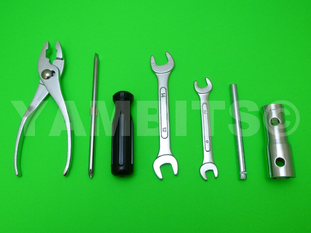 DT250MX Tool Kit