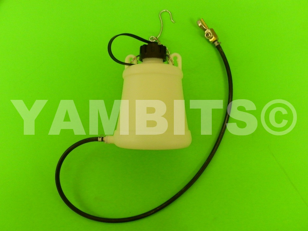 RZV500R Auxiliary Fuel Tank