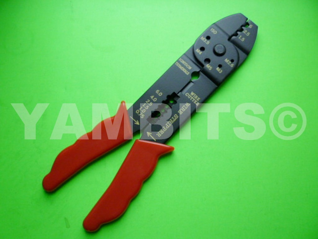 TY80 Uninsulated Terminal Pliers