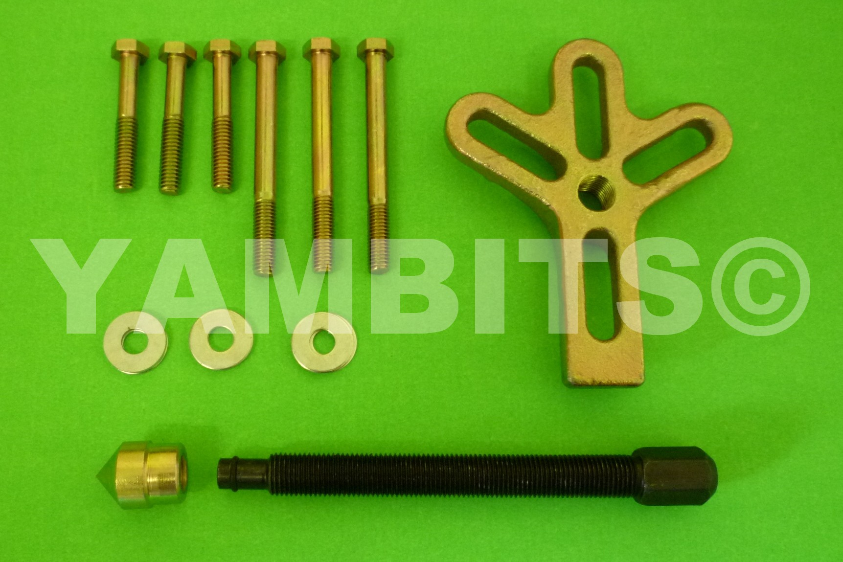 Xv535 Virago Flywheel Puller Tls030 Flywheel Tools