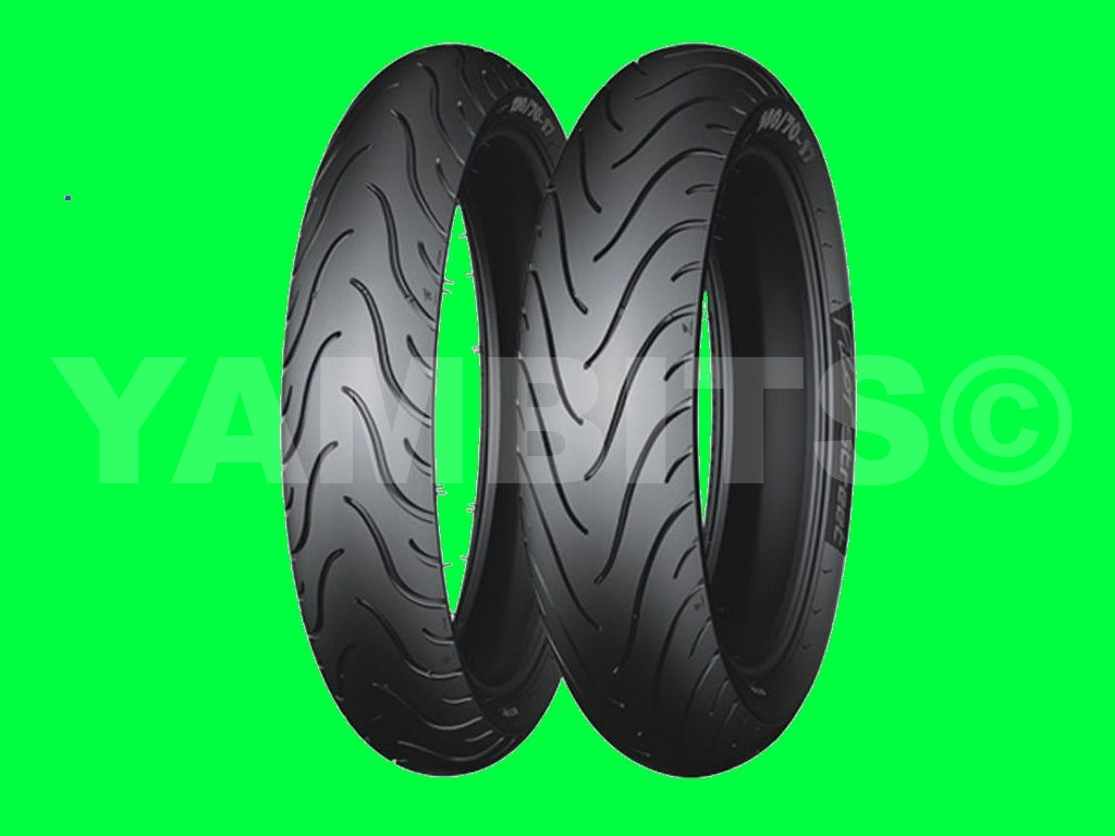 RD125LC MK3 Tyre Front Michelin Pilot Street