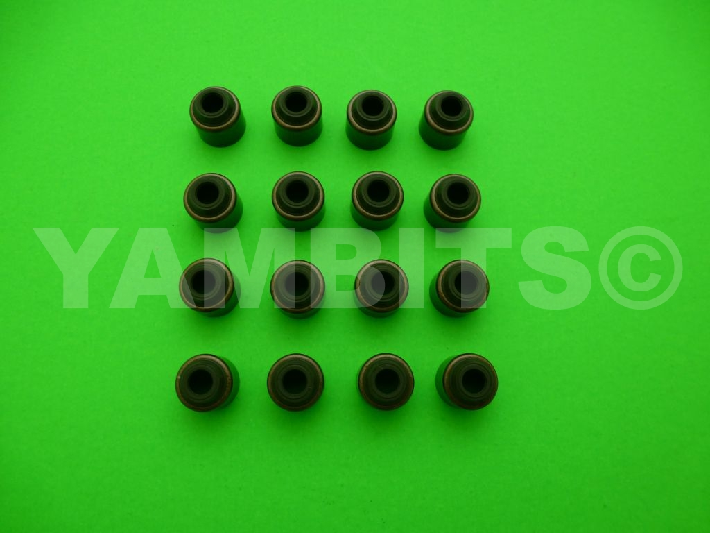 FZR250 Valve Stem Oil Seals