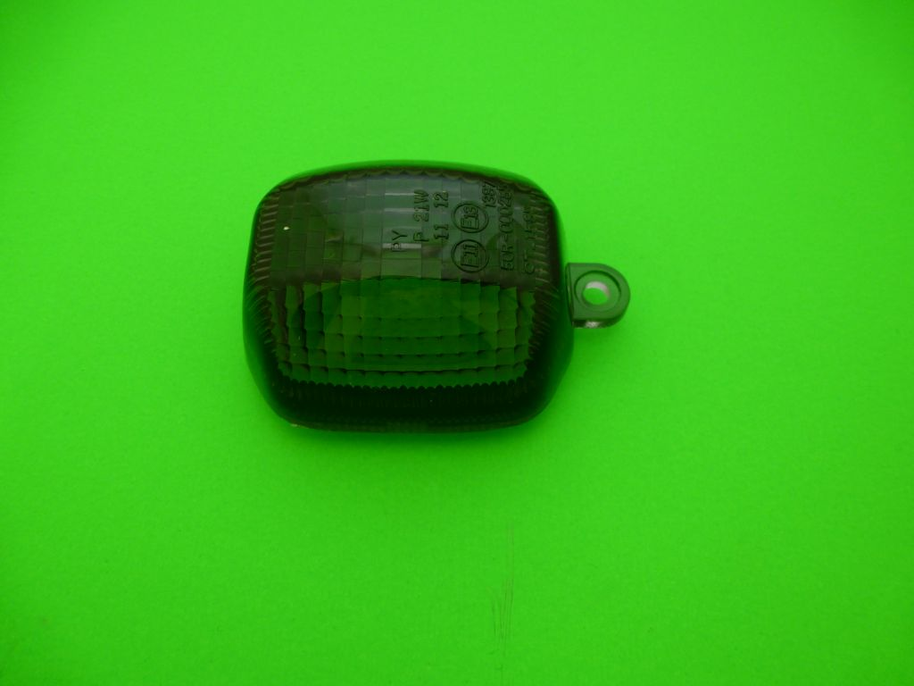 YZF750SP Indicator Lens Smoke Rear Left