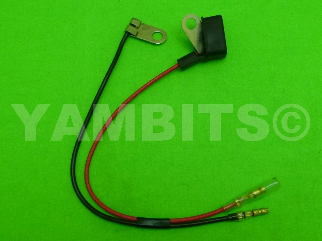 RD350 YPVS F2 Wiring Loom Battery Lead