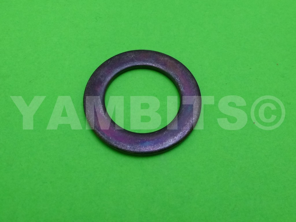 DT80MX Footpeg Washer Rear