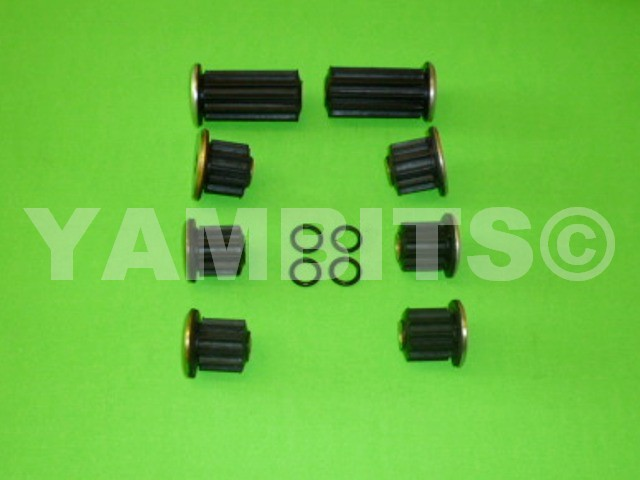 RD400E USA Engine Mounting Damper Kit