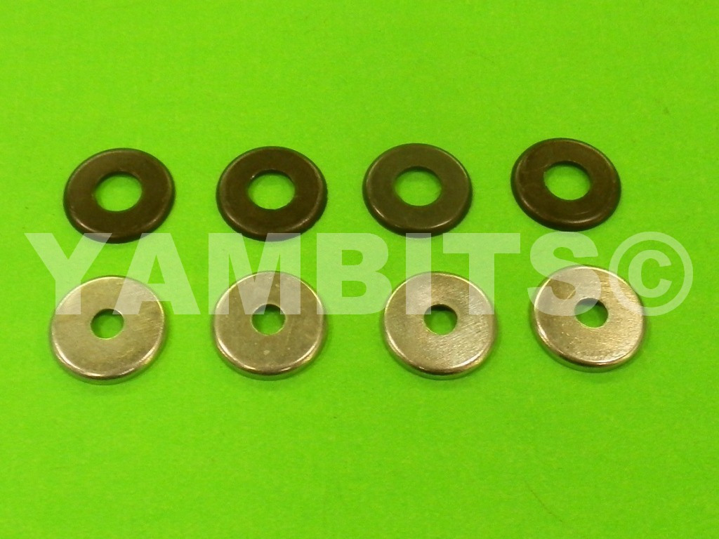 RD400E Footrest Washer Kit