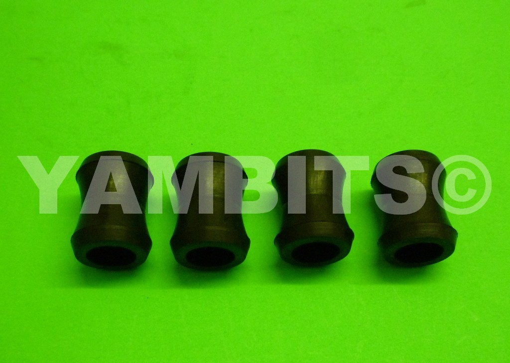 TX650 Footrest Damper Kit