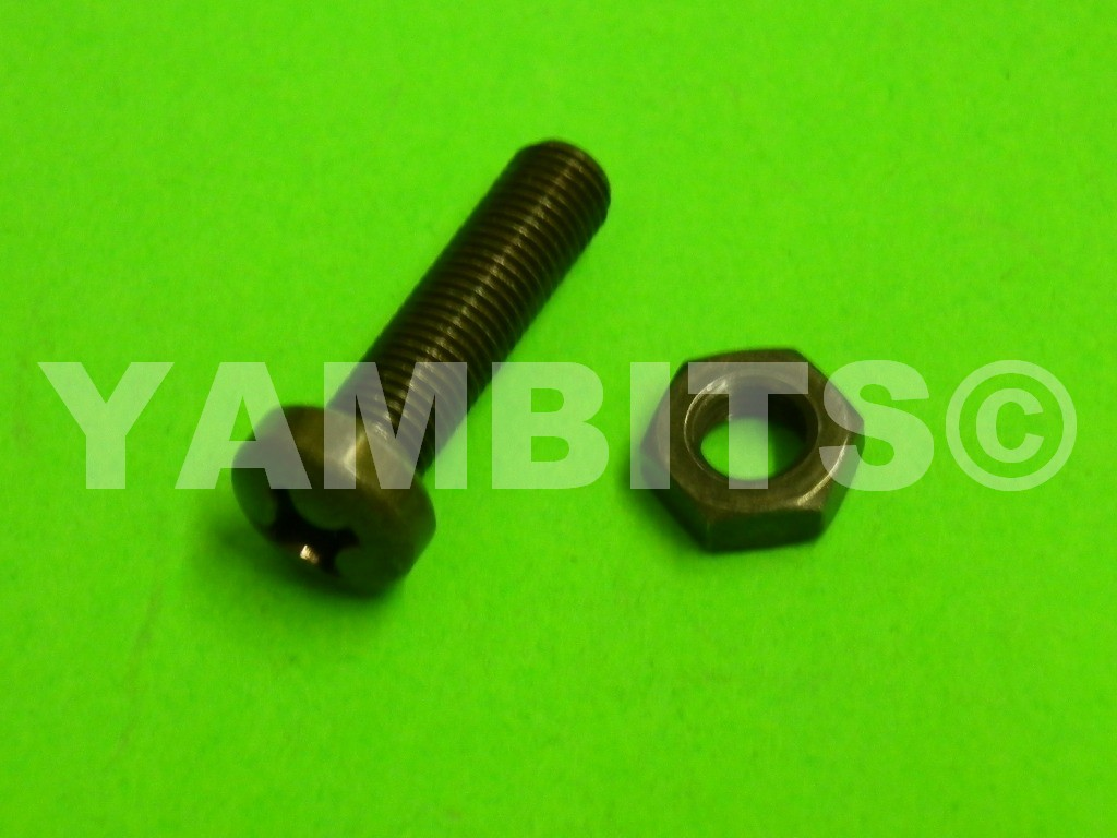 RZ350W Brake Master Cylinder Adjuster Screw Kit