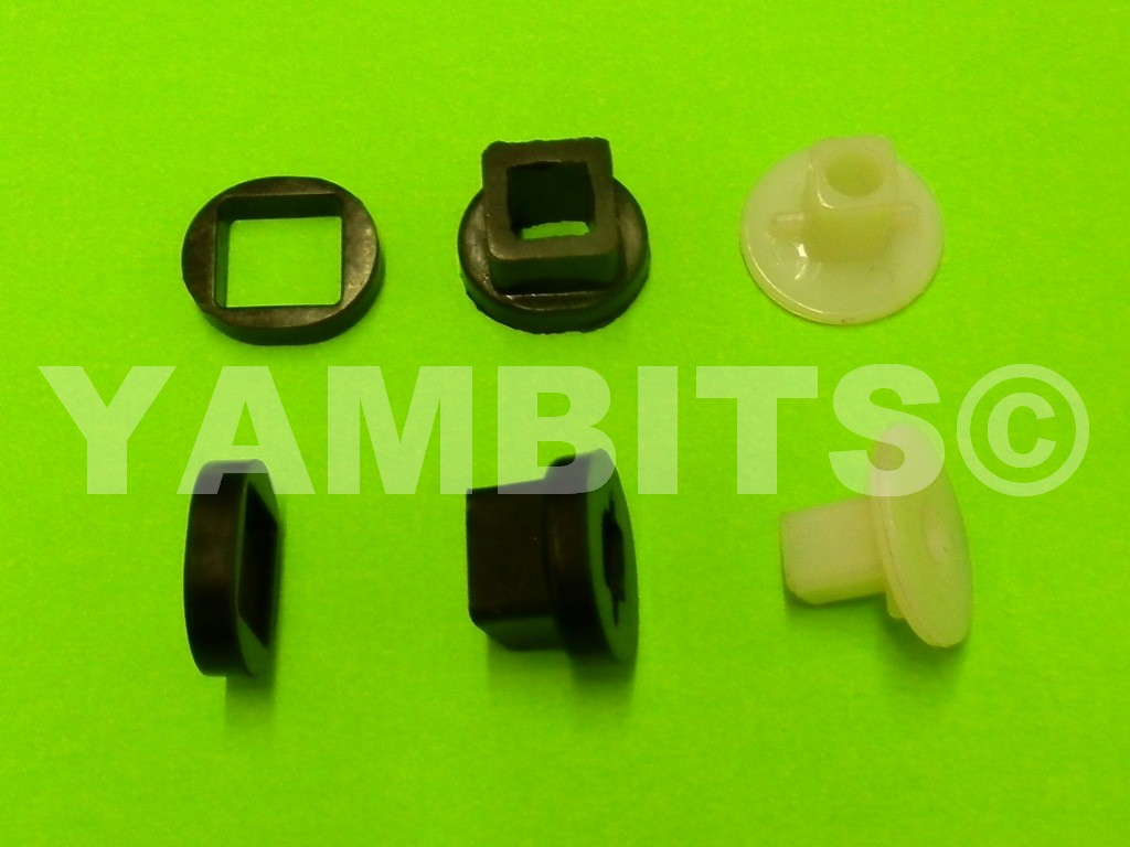 DT125E Headlight Mounting Damper Kit
