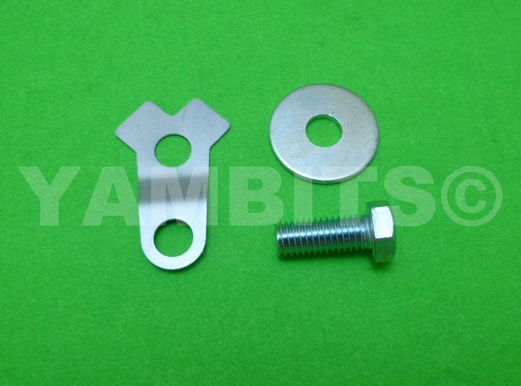 Xs650 Fork Top Rubber Plugs - Ybk089 - Fork Top Parts