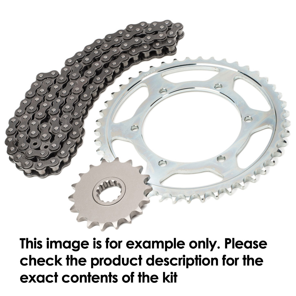 XS650 Chain and Sprocket Kit