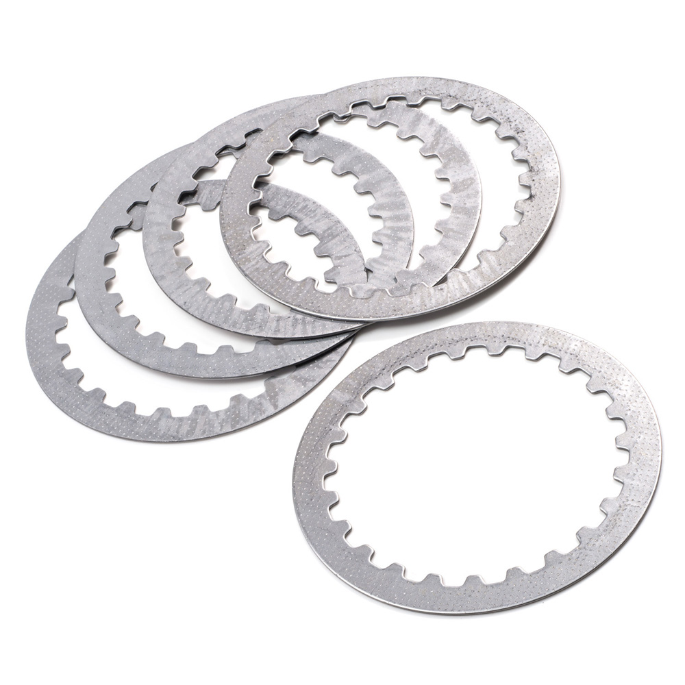 TZR125L Clutch Plate Kit Steel