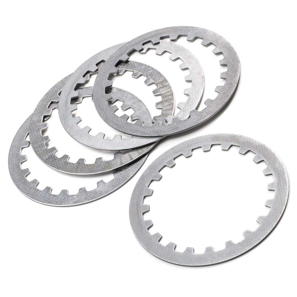 DT125 Clutch Plate Kit Steel 1974-1975