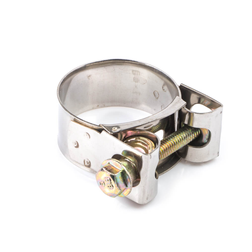 Stainless Steel Exhaust Clamp 37-40mm