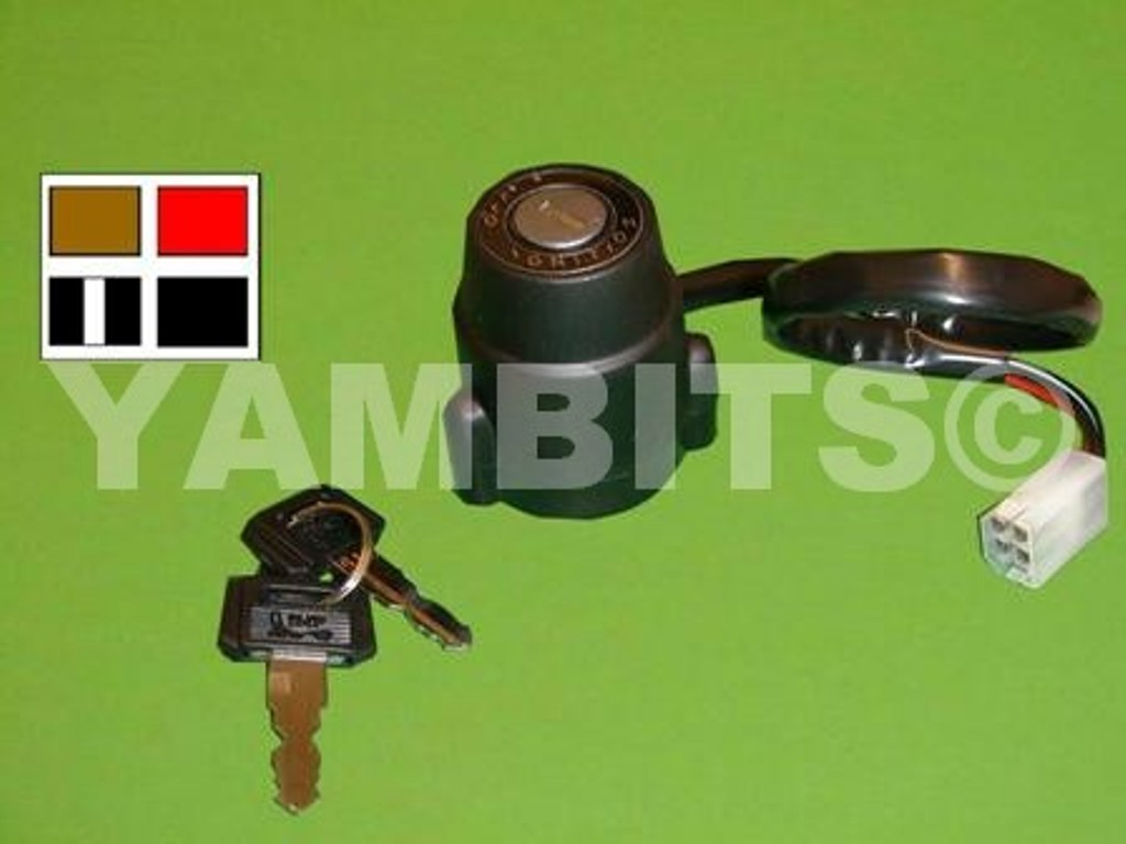 DT125MX Ignition Switch