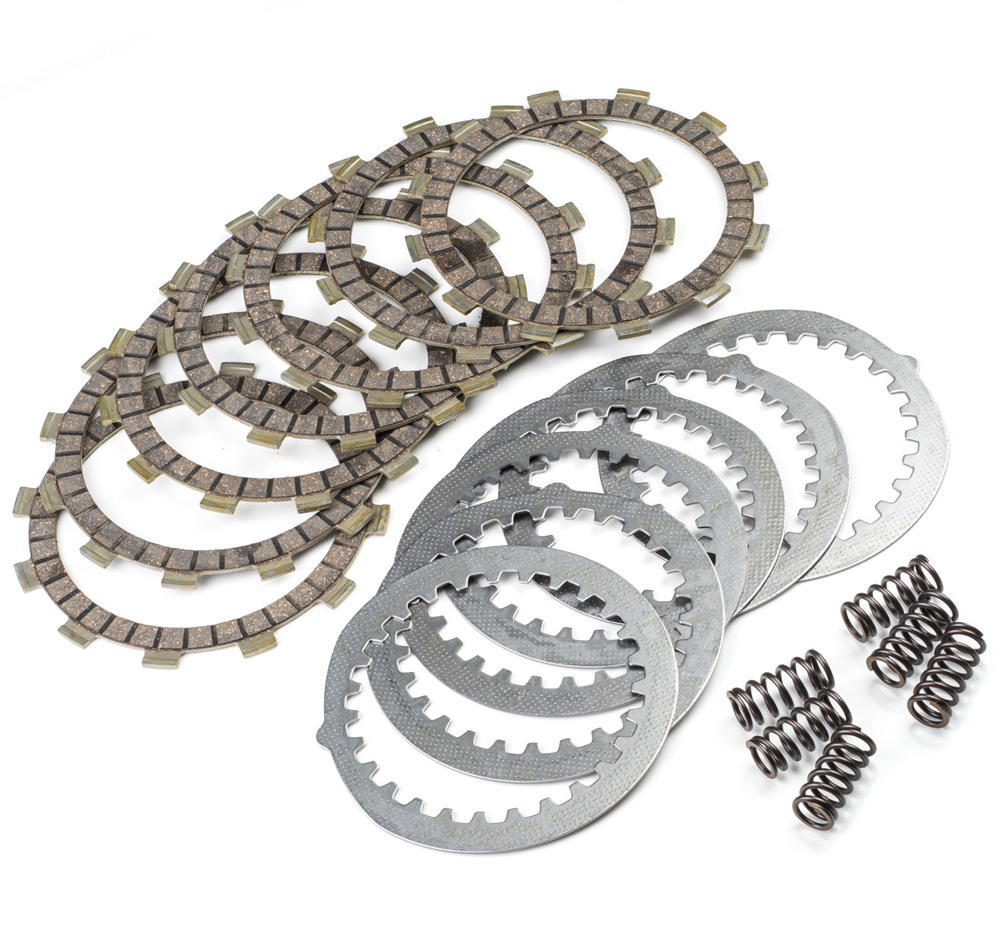 RD250C Clutch Plate & Spring Full Kit Heavy Duty