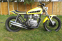 XS400 Flat Tracker 1978, Raymond Otoka, Suffolk UK