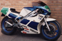 TZR250 F3 1989, Tim Le Page, Jersey