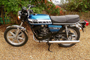 RD400C 1976, Rob Vincent, Bexhill on Sea East Sussex UK