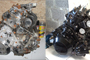 Danny Molloy's RD500 Engine Restoration, Before and After