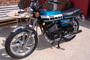 RD400C 1976, Tony McGuire, Bridlington UK