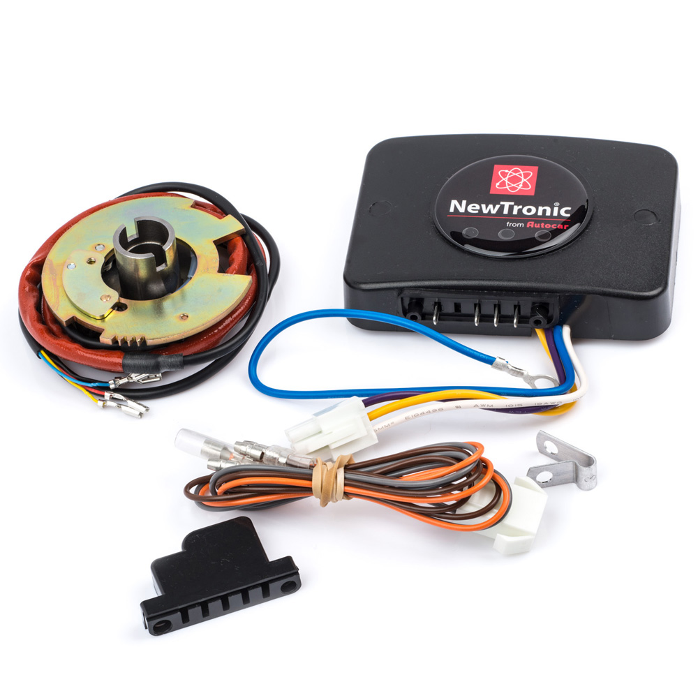 XS500 Newtronics Electronic Ignition System