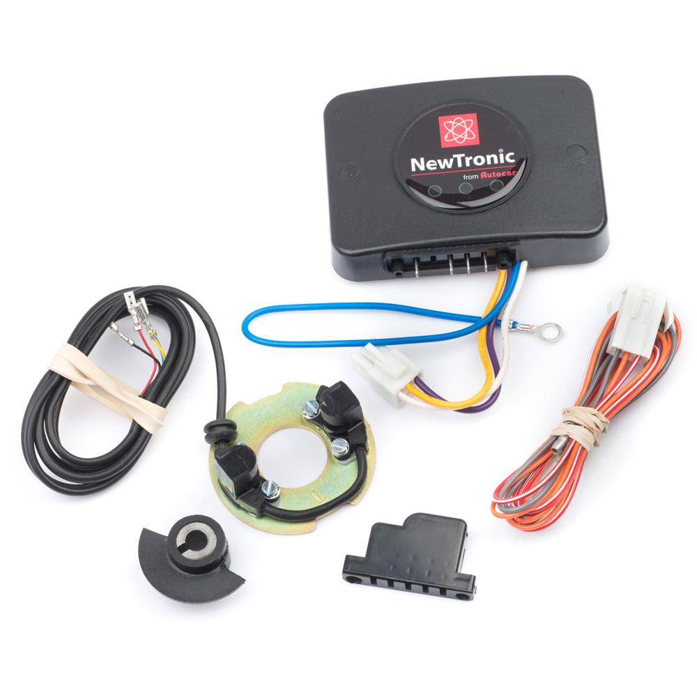 Xs650 Newtronics Electronic Ignition System