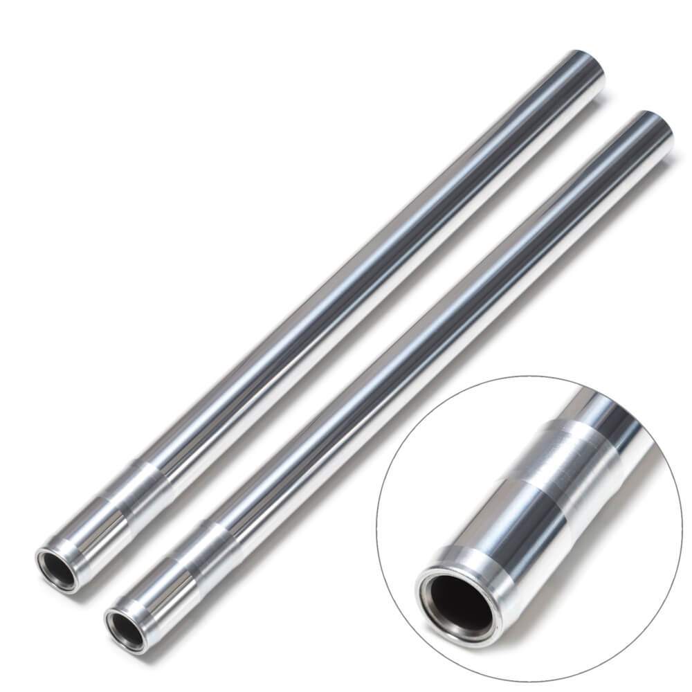 RD400F AUS Fork Tube Stanchion Pair