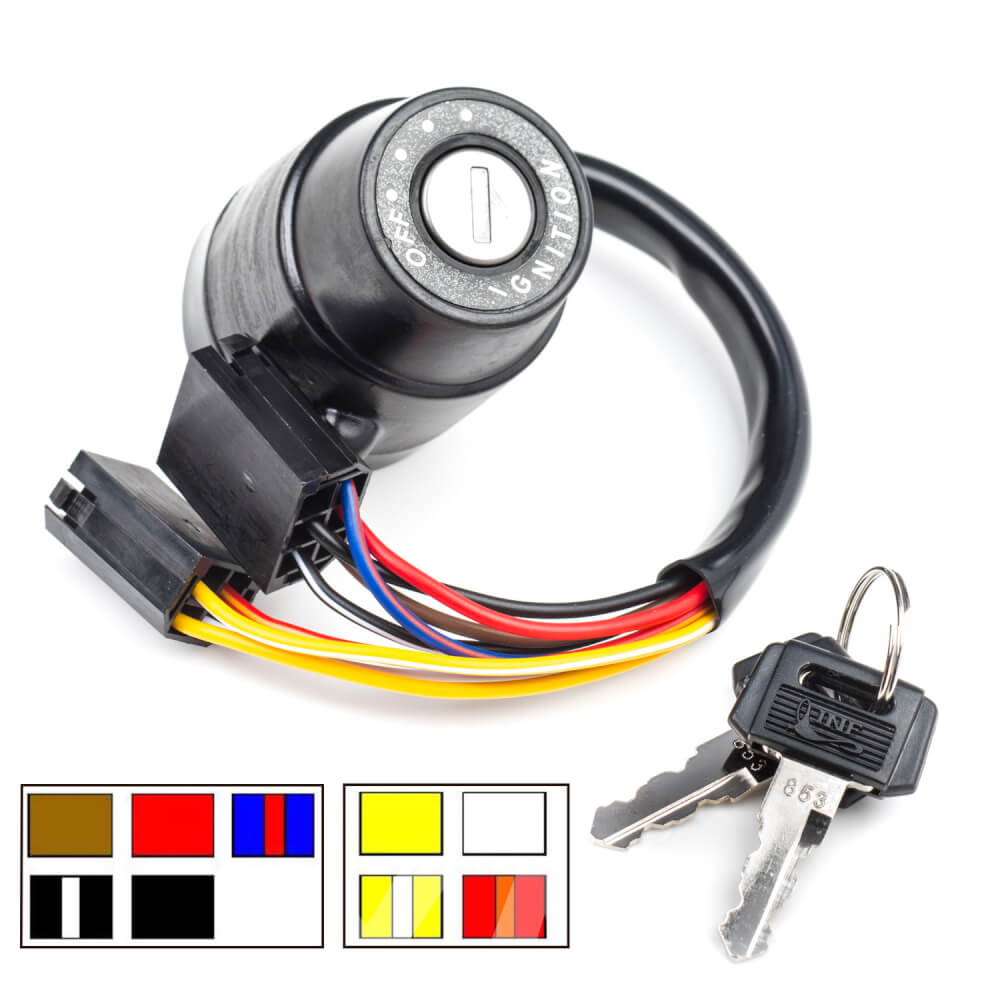 DT175MX Ignition Switch