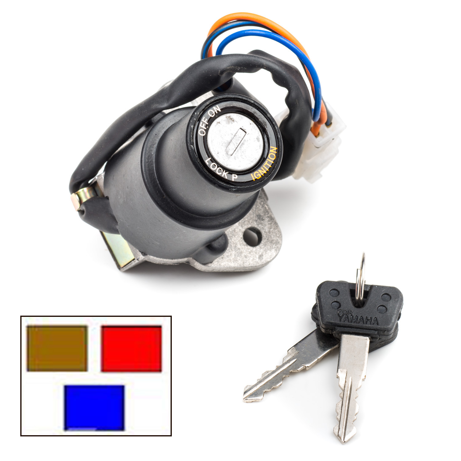 FZ700 Ignition Switch