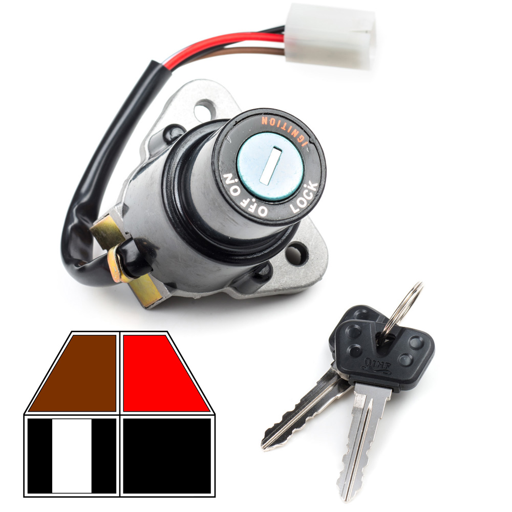 DT125E Ignition Switch