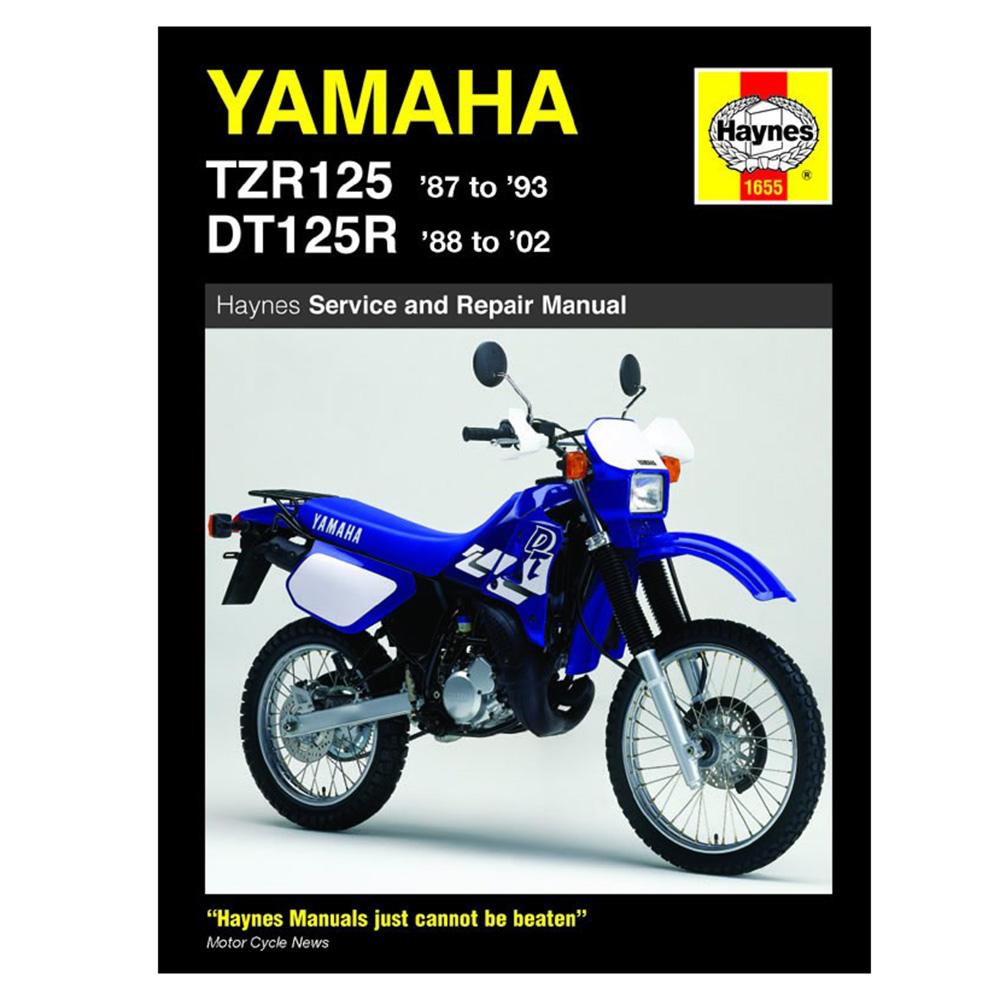 DT125R Workshop Manual