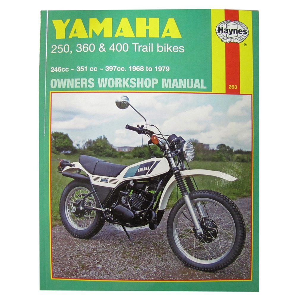 DT400MX Workshop Manual